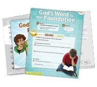 Answers Bible Curriculum Grades 3-4